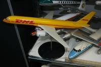 Photo: DHL, Boeing 757, OO-DHL