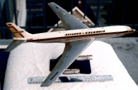 Photo: Avianca, Boeing 707