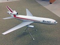 Photo: Wardair, Douglas DC-10