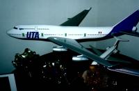 Photo: UTA, Boeing 747-400