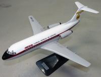 Photo: Iberia, Fokker F28, EC-ABC