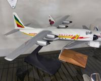 Photo: Ethiopian, Lockheed Hercules