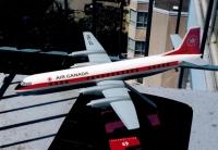 Photo: Air Canada, Vickers Vanguard, CF-TKA