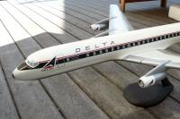 Photo: Delta, Douglas DC-8-10/20/30/40, N807E