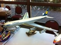Photo: Lufthansa, Boeing 707, D-ABOZ