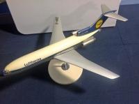 Photo: Lufthansa, Boeing 727-100, D-ABIZ