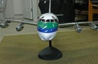 Photo: Bursa Airlines BHY, Douglas DC-8-10/20/30/40, TC-JBZ