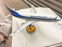 Photo: Aerolineas Argentinas, Boeing 737-200, LV-LIU