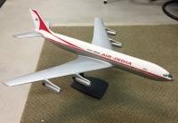 Photo: Air India, Boeing 707, VT-DJJ