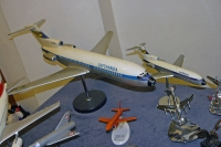 Photo: Lufthansa, Boeing 727-100