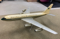 Photo: Saudia, Boeing 720, HZ-ACAB
