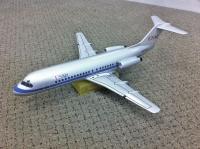 Photo: USAir, Fokker F28, N453US