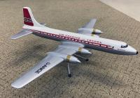 Photo: Air Charter Ltd. London, Bristol Britannia, G-ANCE