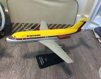 Photo: Transair, Fokker F28, CF-ABC