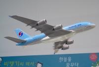 Photo: Korean Airlines, Airbus A380