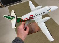 Photo: LAER Mexico, British Aerospace Jetstream