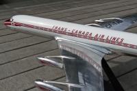 Photo: Trans-Canada Air Lines, Douglas DC-8-10/20/30/40, CF-TJD