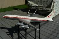 Photo: World Airways, Boeing 707, N373WA