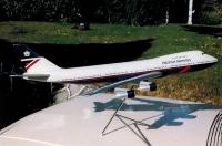 Photo: British Airways, Boeing 747-100/200