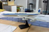 Photo: Pan American World Airways, Boeing 707
