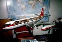 Photo: Air Canada, Vickers Vanguard