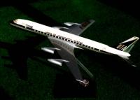 Photo: UTA, Douglas DC-8-10/20/30/40, F-BJLB