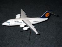 Photo: Lufthansa, Avro RJ85, D-AVRO