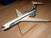Photo: LOT Polish Airlines, IIyushin IL-62, SP-LAB