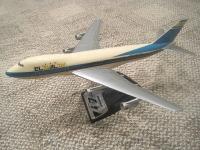 Photo: EL AL, Boeing 747-100/200