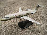 Photo: Bombardier, Canadair CRJ Regional Jet