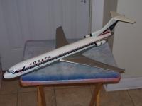 Photo: Delta, Boeing 727-200
