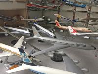 Photo: Lufthansa, Boeing 707