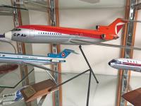 Photo: CP Air, Boeing 727-100
