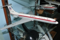 Photo: Air Koryo, IIyushin IL-62, P-885