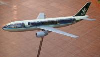 Photo: Saudia, Airbus A300, HZ-AJA