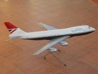 Photo: British Airways, Boeing 747-100/200, G-BDXA