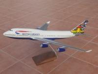 Photo: British Airways, Boeing 747-400, G-BNLO