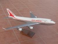 Photo: Air India, Boeing 747-400, VT-ESM