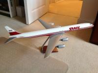 Photo: DHL, Douglas DC-8-73
