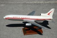 Photo: World Airways, Lockheed L1011 Tristar