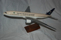 Photo: Saudia, Boeing 777-200