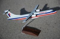 Photo: American Eagle, ATR 72