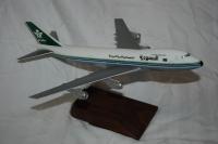 Photo: Saudia, Boeing 747-100/200