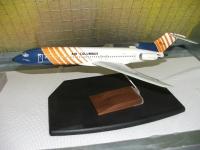 Photo: Air Columbus, Boeing 727-200, CS-TKA